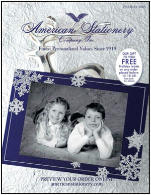 American Stationery Catalog
