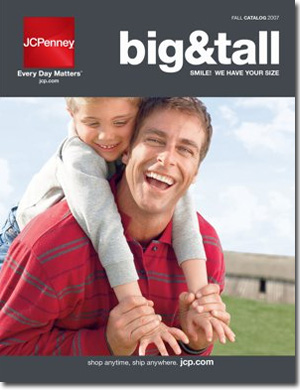 JCPenney Big and Tall Catalog