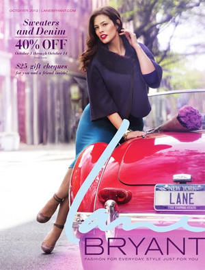 Lane Bryant Catalog