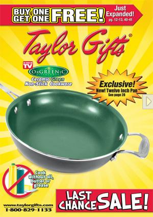 Taylor Gifts Catalog