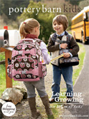 Pottery Barn Kids Catalog