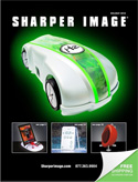 Sharper Image Catalog