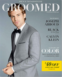 Mens Warehouse Wedding Catalog